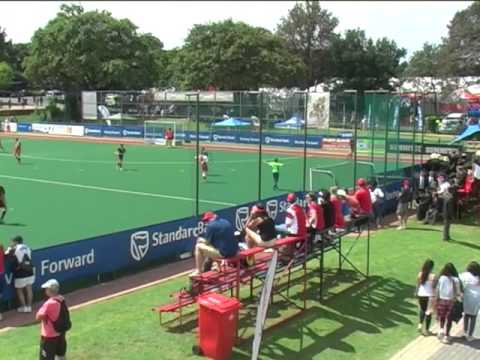Garsfontein vs Northwood March 2016