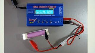 Гироскутер. Как проверить плохой аккумулятор на гироскутор или нет.