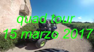 Quad Tour Mallorca . 15Marzo2017 .