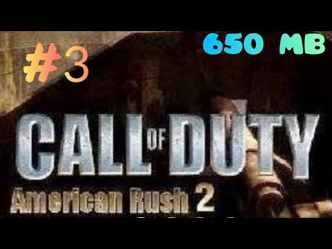 Download And INSTALL CALL OF DUTY AMERICAN RUSH 2 Highly Compressed For PC
