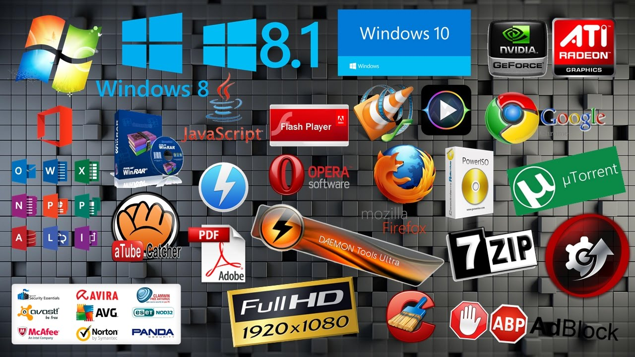 Descarga De Software Windows 8.1