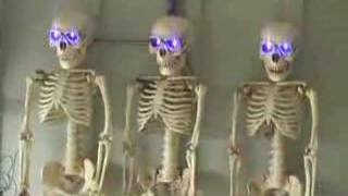 3 Skeletons