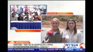"""""""Integridad de Daniel Ceballos corre peligro y el responsable es  Maduro"""": Alcalde de El Hatillo"""