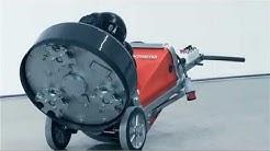 Husqvarna PG820 Floor Grinder & Polishing Machine