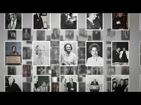 The Council on Foreign Relations at 100: The History