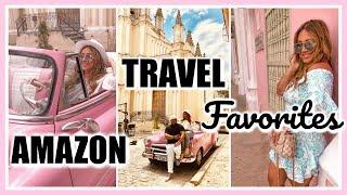 AMAZON FAVORITES! TRAVEL EDITION!