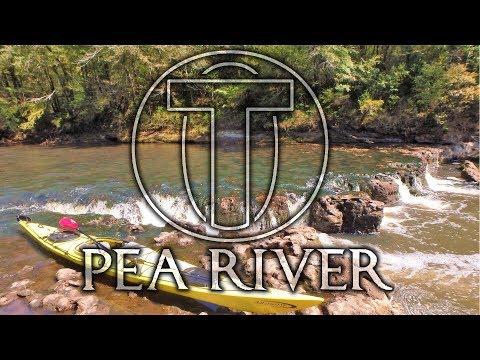 3- Day  Upper Pea River Kayak Camping