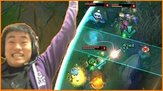 This is What New TL Midlaner is Capable of| Heisendong Reacts to Nightblue3 -Best of LoL Streams#247