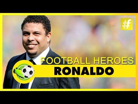 Ronaldo | Football Heroes | Full Documentary