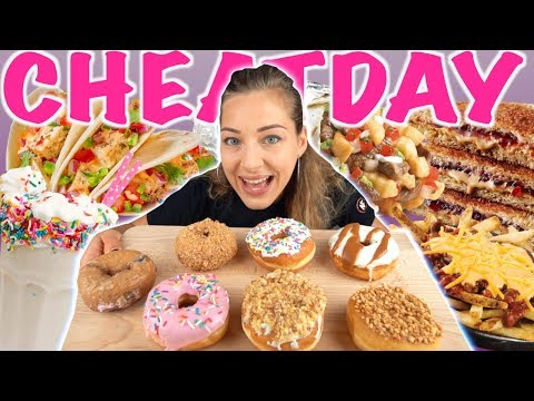 JUNK FOOD FEAST | Solitary Confinement CHEATDAY