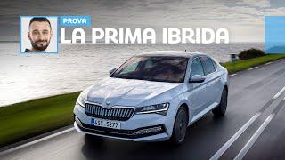 Skoda Superb iV | Come va la prima ibrida alla Spina? thumbnail