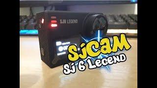 Sjcam Sj6 Legeng Моя новая экшн камера