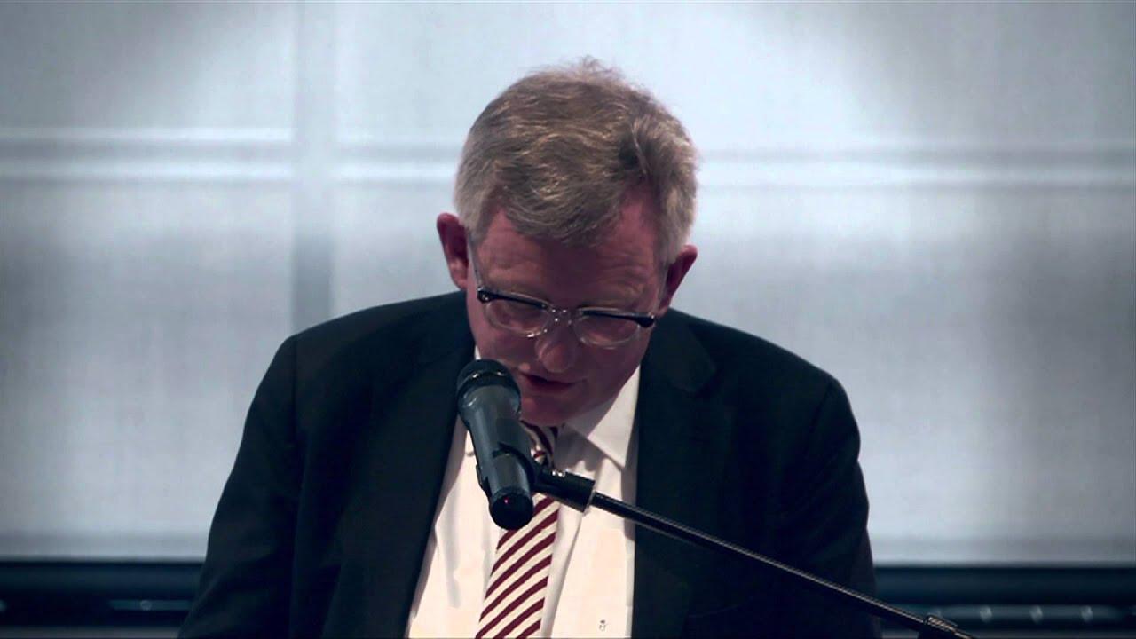 Søren Ulrik Thomsen - tale på SMK 2012