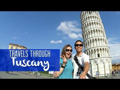 Italy Travel: Florence, Pisa & Siena