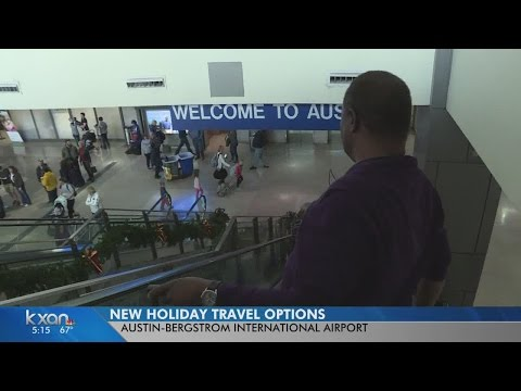 New ABIA parking options hope to relieve holiday traveling headaches