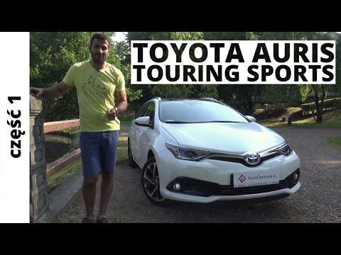 Toyota Auris Touring Sports 1.8 Hybrid 136 KM, 2015