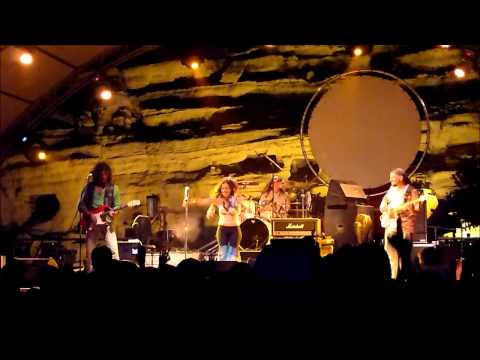 The Rose - Janis Joplin Tribute @ Matala Beachfestival 2013