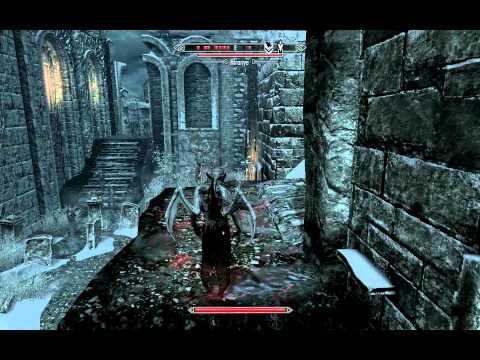 Blood is Life (Skyrim Mod) - Shadow Step