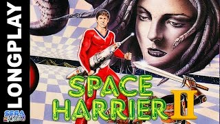 Space Harrier II [Genesis/Mega Drive Longplay] - ROOK