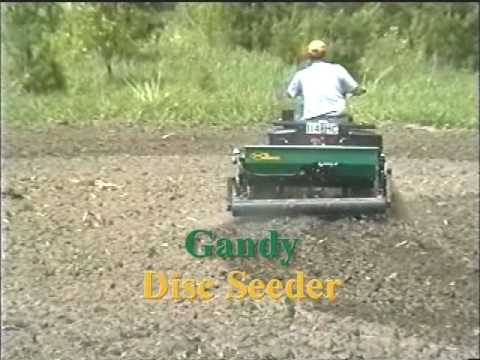 Disc Seeders - How And Where They Are Used