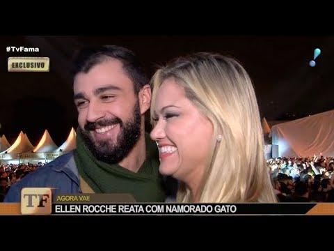 """Ellen Rocche anuncia noivado após separação relâmpago: """"Amor sempre vence"""""""