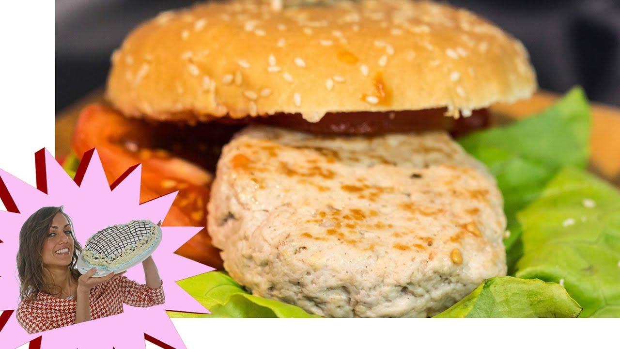 Youtube Ricetta Hamburger.Hamburger Classici Fatti In Casa Youtube