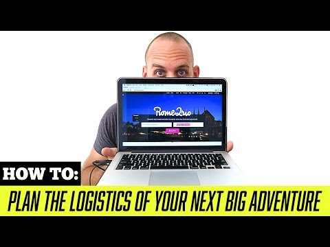 TRAVEL TIPS: How to Plan the Logistics of Your Next Big Trip!