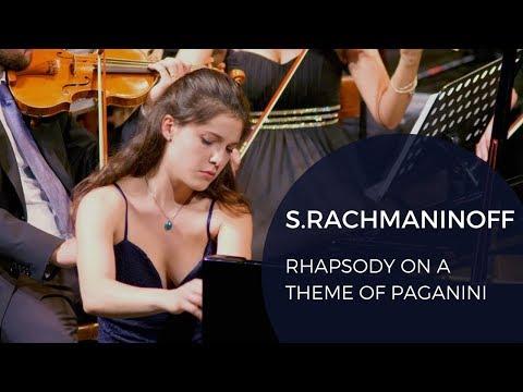 Rachmaninoff Rhapsody on a Theme of Paganini op.43