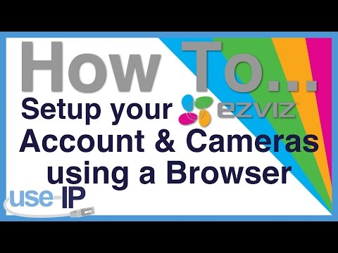 Download How To Ep 2 Setup Your Ezviz Account Cameras Using A