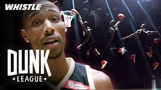 LONGEST Distance Dunk Contest EVER | $50,000 Dunk Competition