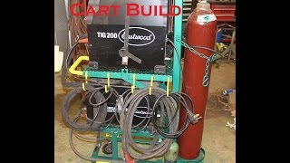 Tig and Plasma cart From the ground up
