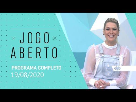 AO VIVO] JOGO ABERTO - 19/08/2020 - YouTube