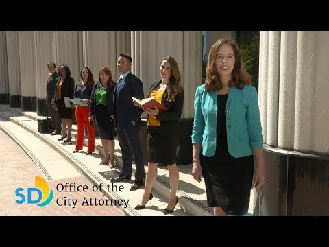 Office Of The San Diego City Attorney - Come Join Our Team