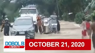 Dobol B Sa News TV Livestream: October 21, 2020 (Part 2) | Replay