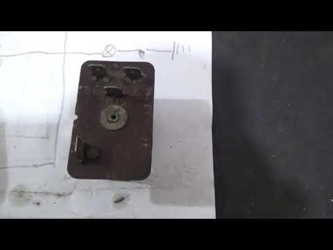 ВАЗ 2101-06 подключение р702 на контрольную лампу(по просьбе трудящихся видео)