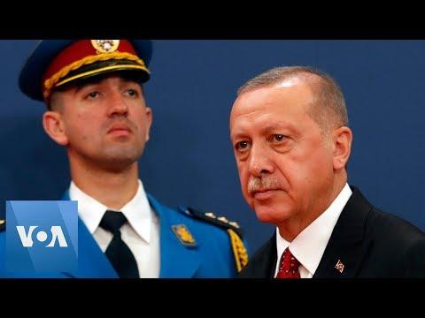 Turkey's President Erdogan