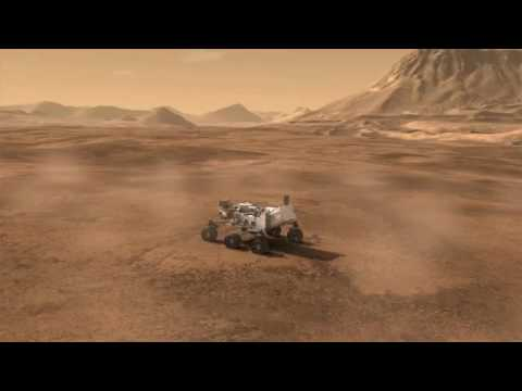 Curiosity Rover Overview
