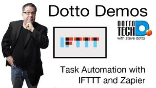 IFTTT & Zapier - How to Automate Tasks