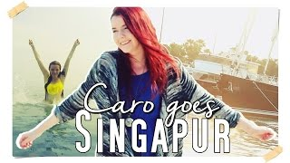 Strand, Beach Club, Yacht? I sprachlos in Singapur + Mini Lookbook Thumbnail