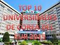 Top 10 Best Universities In South Korea 2015/Top 10 Mejores Universidades De Corea Del Sur 2015