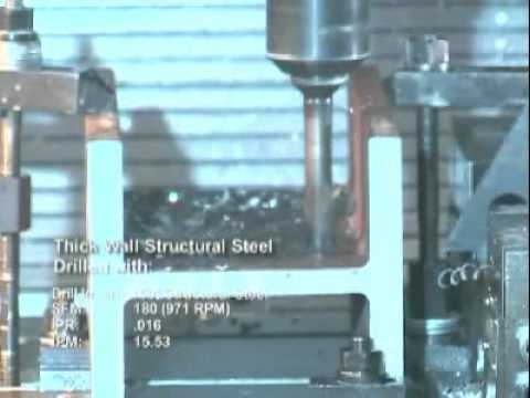 Structural Steel Insert in Thick Wall Structural Steel (Imperial)