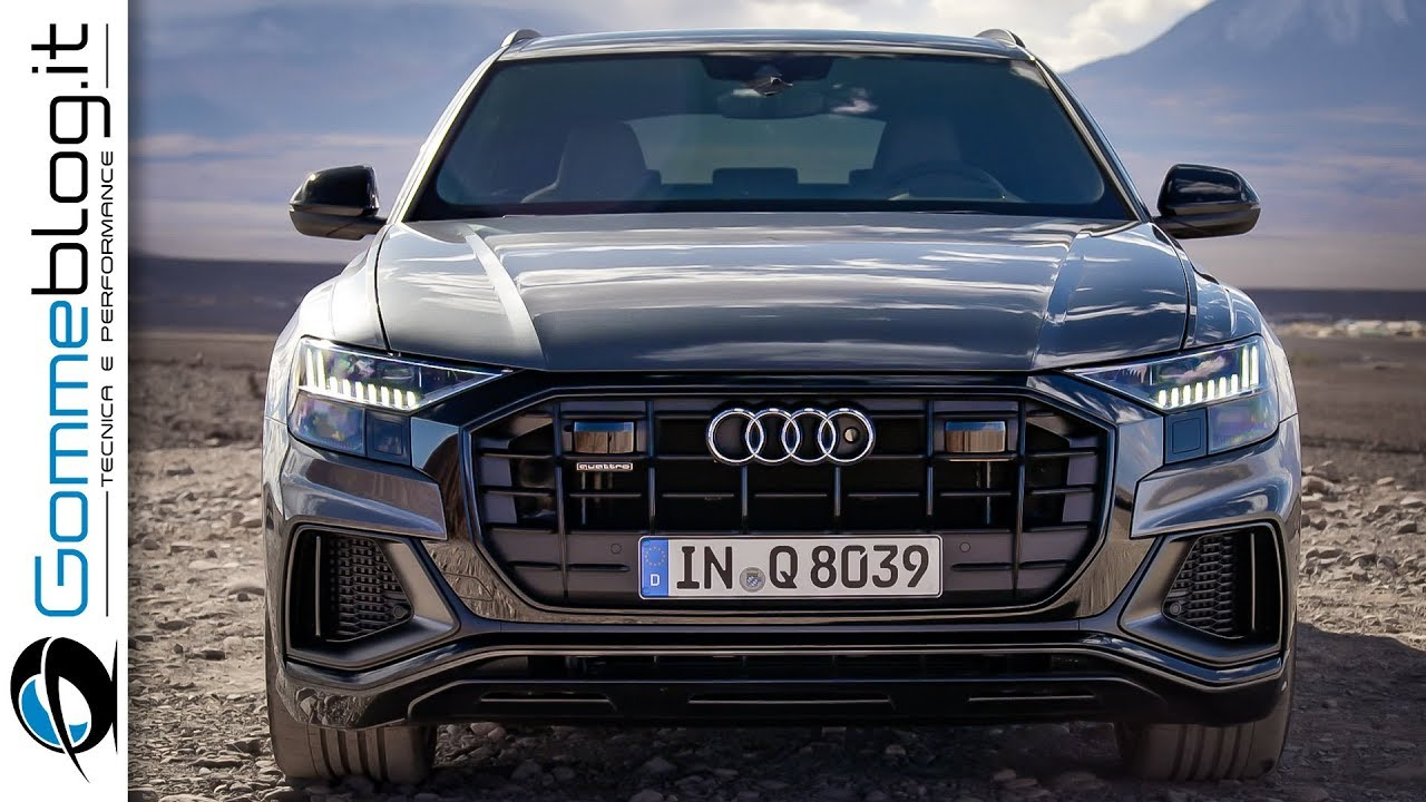 Audi Q8 2019 Interior Exterior A Fantastic Luxury Suv Youtube