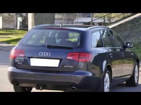 Audi A6 2 7tdi 180hp 0 100kmh Mp4 Doovi