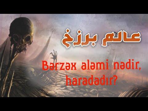 Bərzəx aləmi nədir, haradadır?