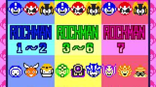 [TAS] NGP Rockman Battle & Fighters: Power Battle by Mothrayas in 08:20.89