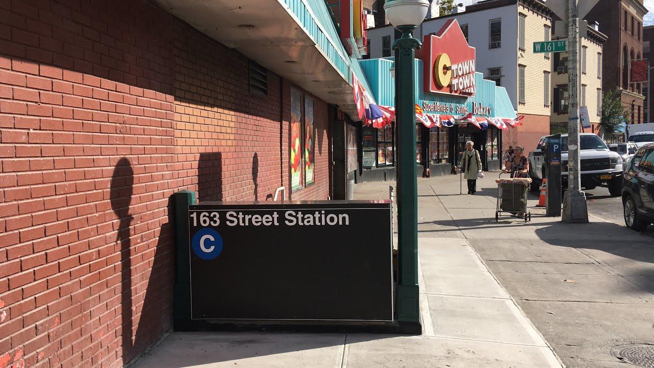 163rd Street–Amsterdam Avenue station