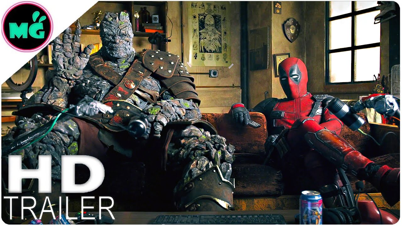 Download DEADPOOL 3 Teaser (2021) MCU Korg And Deadpool, New Superhero Movie Trailers HD