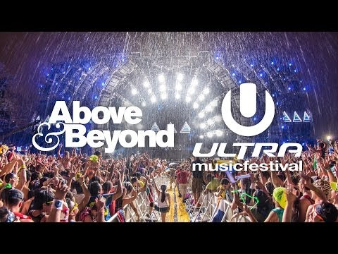 Above & Beyond Live At Ultra Music Festival Miami 2014 (Full HD Set)