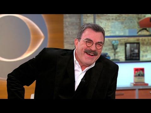 Tom Selleck on