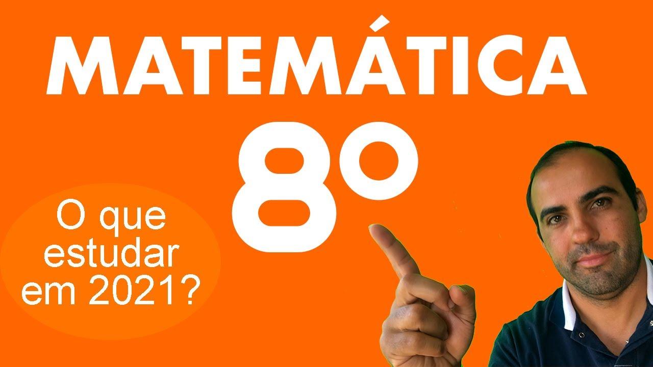 Matematica 8º Ano O Que Estudar Em 2021 Exercicios E Desafios